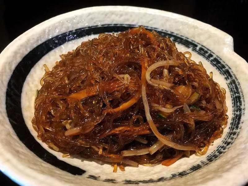 122. Spaghetti di Soia Verdure