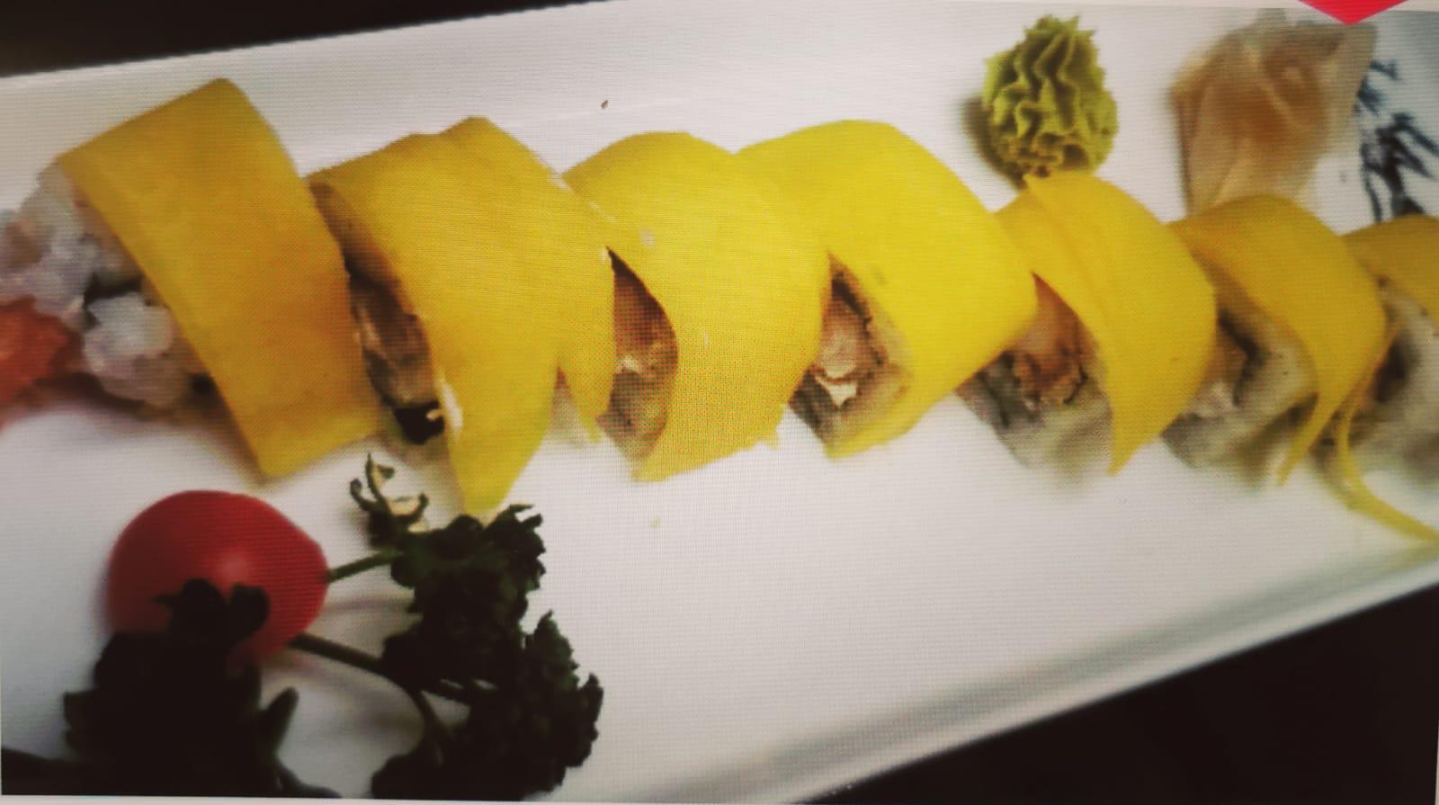 109. Mango Roll