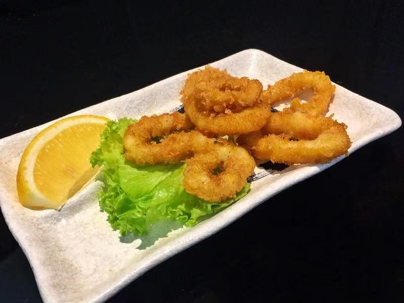 165. Calamari Fritti