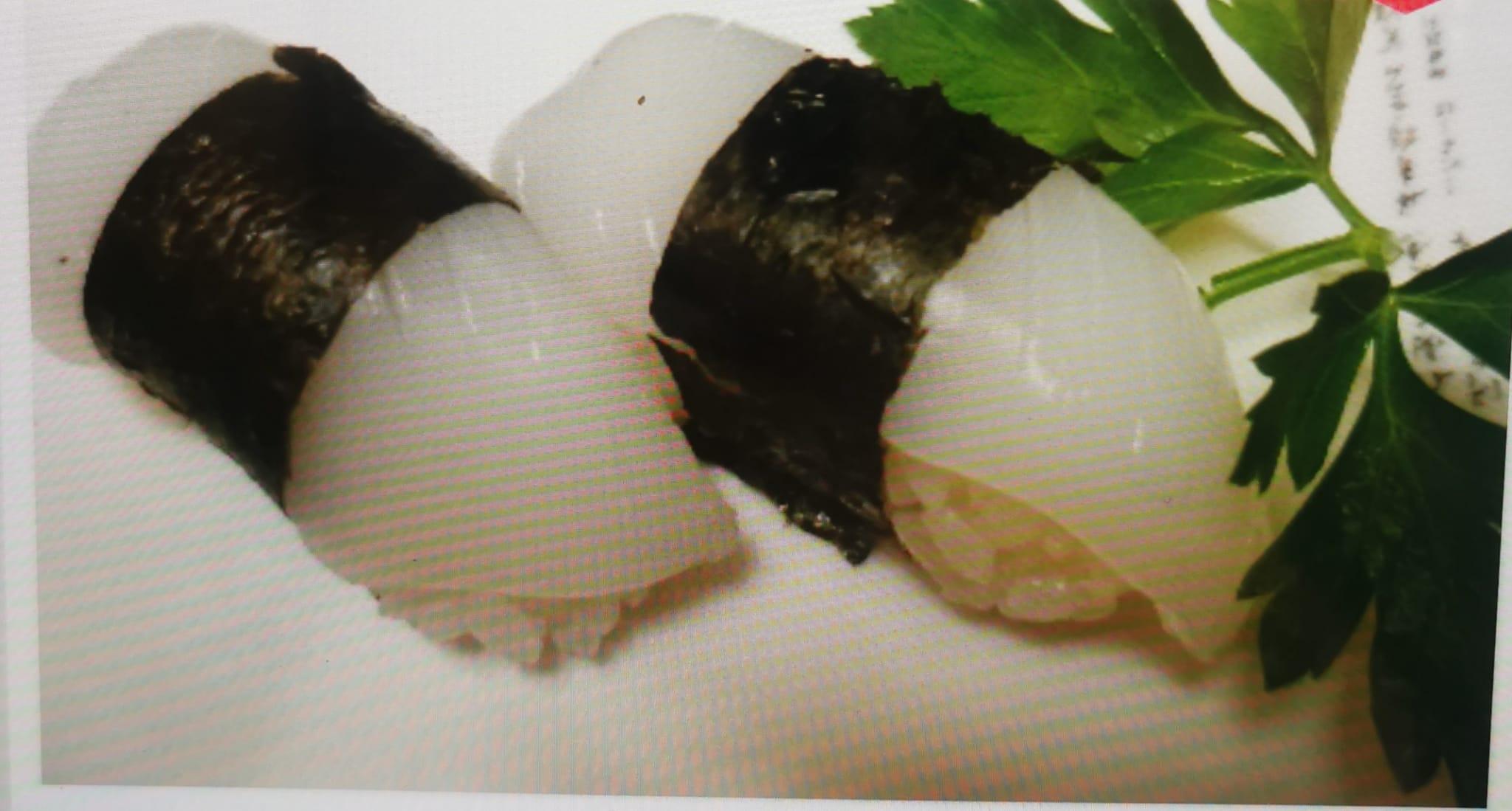 35. Ika Nigiri
