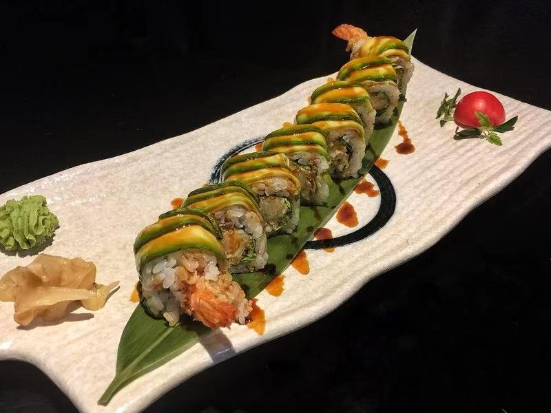 72. Uramaki del Chef