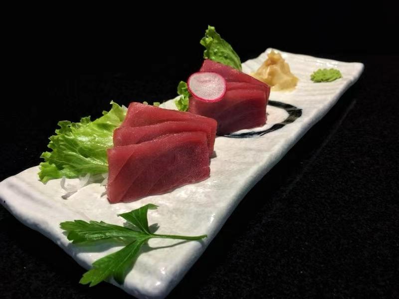 86. Sashimi di Tonno